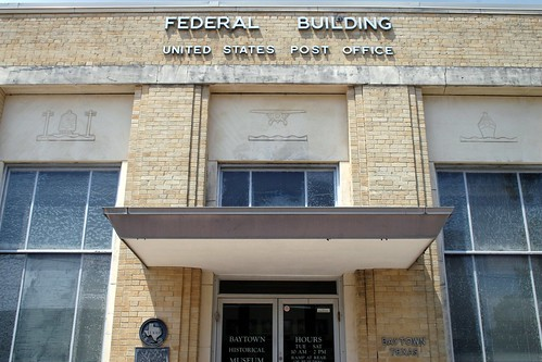 goose creek federal building and post office