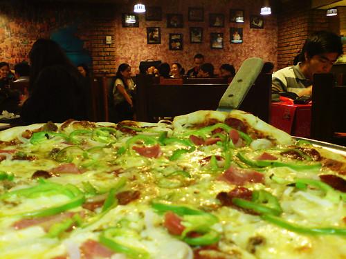 A Veneto Napoli Pizzeria Ristorante, Trinoma Mall