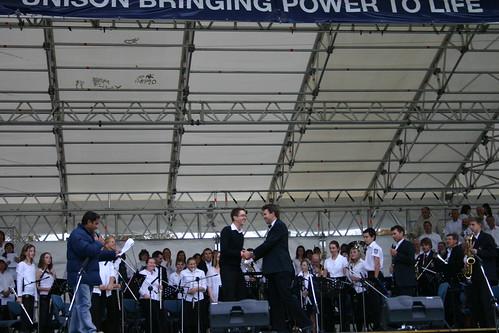 Moana Ataahua concert Taupo 13