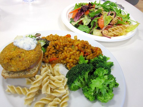 Vegan Lunch at Google