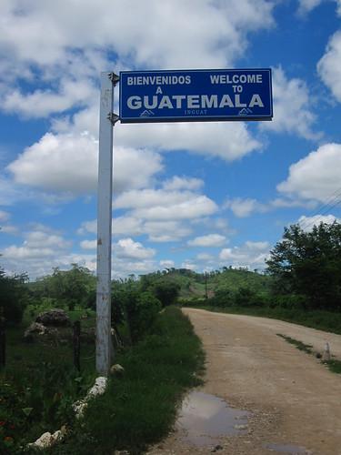 Tikal 04 - Bienvenidos a Guatemala in Bethel