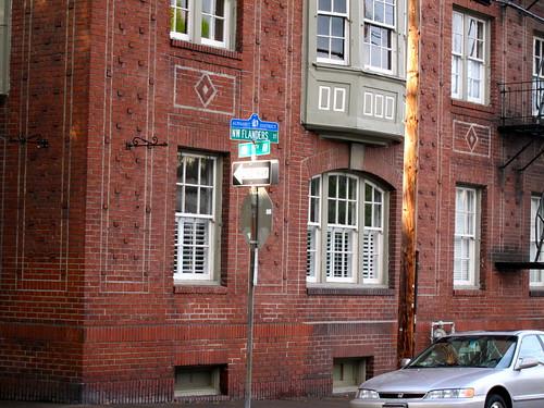 Flanders Street in Portland