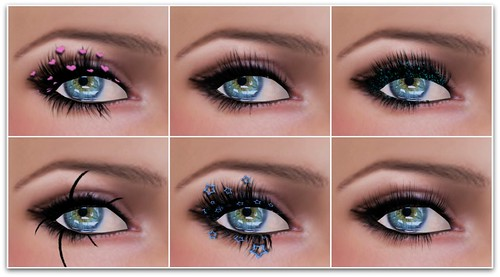 Exile lashes