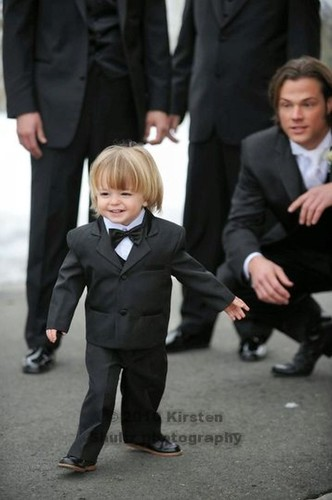 jared padalecki wedding. Jared Padalecki Wedding Jensen