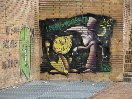 Streetart in Macerata