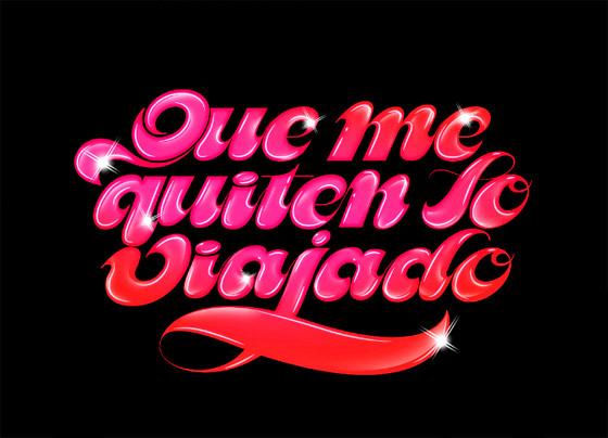 tipografía vintage