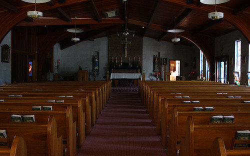 View from the Back Pew