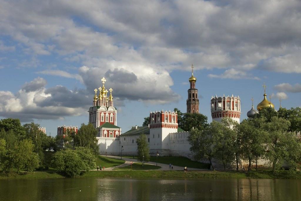 Новодевичий монастырь/Novodevichy Monastery