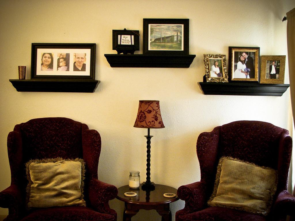 147/365: Living Room Wall