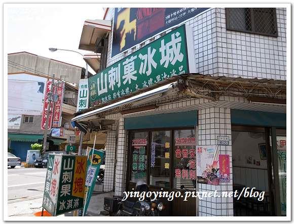 山刺果冰淇淋R0012607