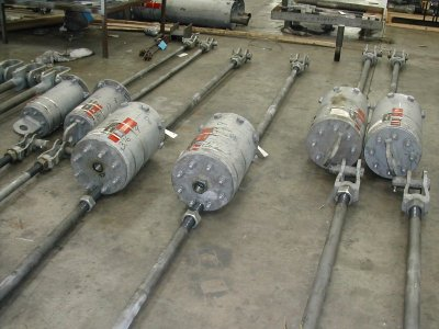 Variable Spring Supports for a Refinery in Texas