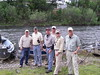 Klamathon Lodge & Richard Anderson friends, Ken, Todd, Kevin, Steve & Jim