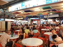 Food court de Penang