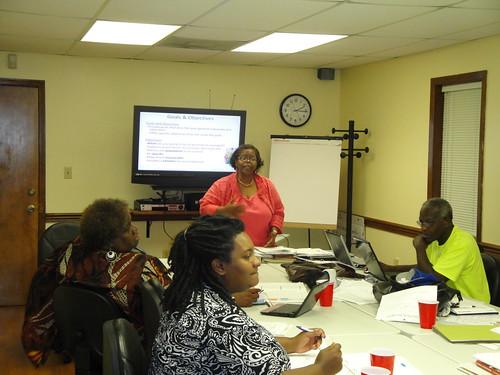 Grantwriting Training