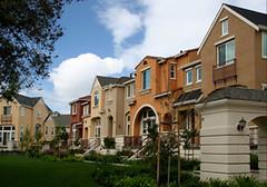 Rivermark, smart growth development in Santa Clara, CA (by: HMH)