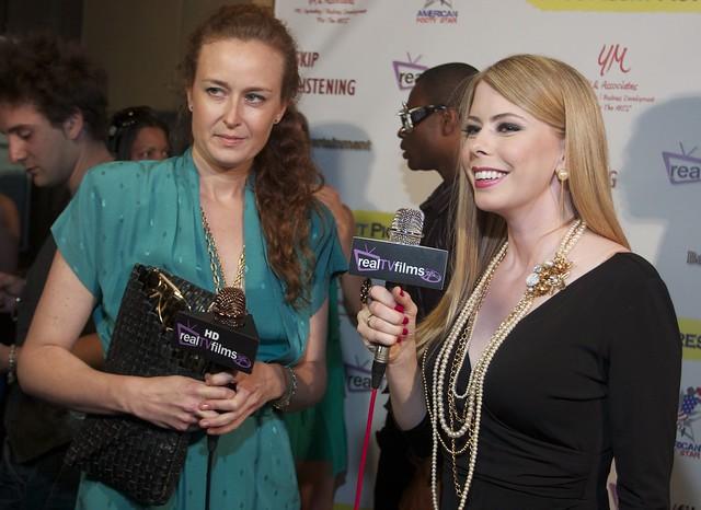 Emily Liebl, Kristin McCoy, Summer Night of Short Films, Egyptian Theatre, Hollywood, 2 of 2
