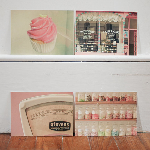 Postcard Set - Sweet Things