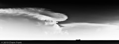 Intimidation (jetrated) Tags: ocean sea bw panorama beach dutch weather clouds landscape island ship fineart paisaje zee curacao tropical caribbean minimalism curaao isla bodiesofwater willemstad curazao landschap eiland netherlandsantilles caribe otrabanda punda tropisch nederlandseantillen korsou korsow longdaytimeexposure allrightsreservedcopyrightchaimfrank