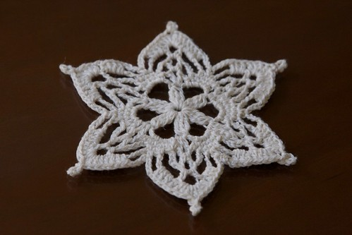 Im looking for a free 5 point star crochet pattern? - Yahoo! Answers