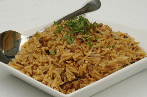 Caramelized Onion Orzo Recipe