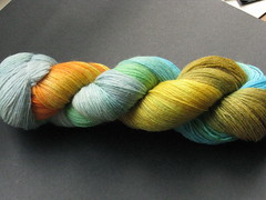 On the Round Lorax Yarn