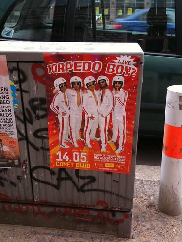 Torpedo Boyz, yeah!