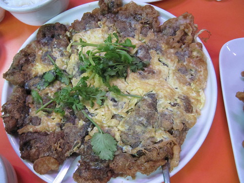 oyster omelette, Sincerity