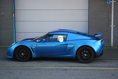 Lotus Exige S S2 (berend.s Photography) Tags: wallpaper car canon eos blauw lotus s fave tt supercar s2 assen berend exige trofee exclusief 101010 stuut 1000d veijverberg