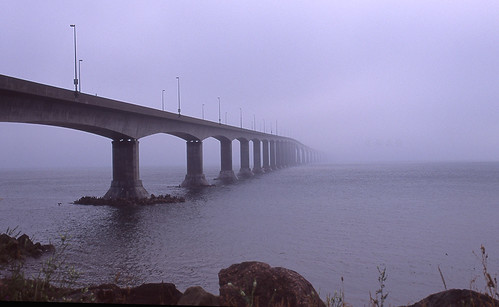 Confederation Bridge, New Brunswick