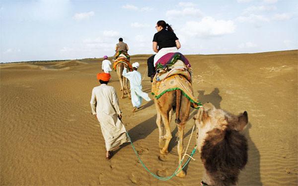 Sam Sand Dunes, Rajasthan tours