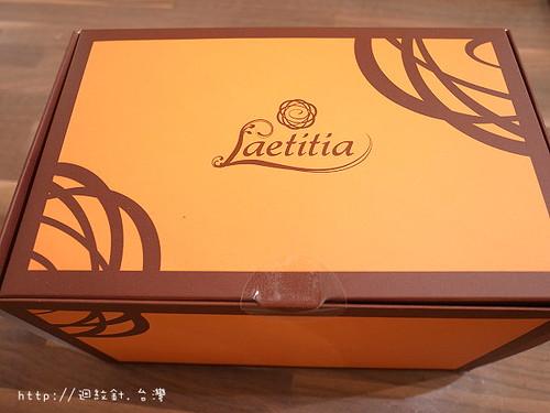 Laetitia奶油起司蛋糕