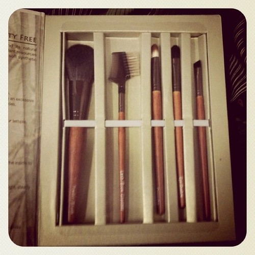 Vegan Beauty Products: Make Up Brushes