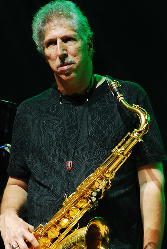 Bob Mintzer. Jazz In Kiev 2010.
