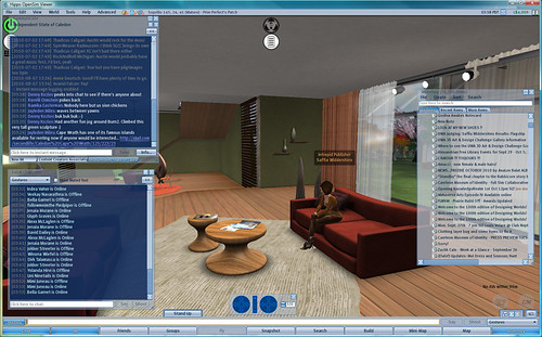 Screen shot of Hippo viewer