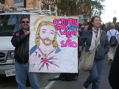 Actually... (desbah) Tags: washingtondc dc rally stewart cobert restoresanity sanityandorfear