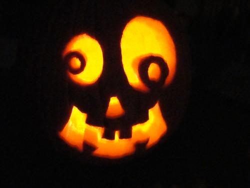 Michael's Jack-o-lantern