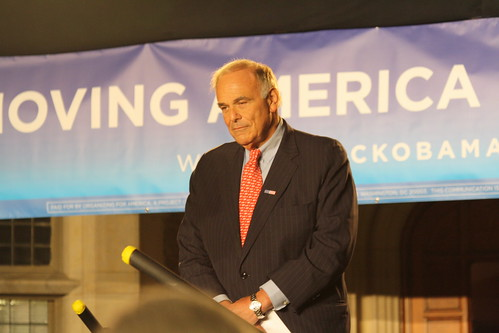 Pennsylvania Governor Ed Rendell by chrisinphilly5448