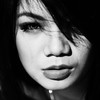 (Luqman Marzuki) Tags: portrait asian model 70200mm 50d girlwithmoustache mantosz