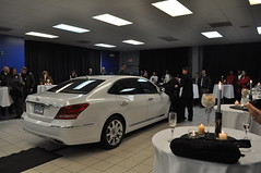2011 Hyundai Equus Launch Party at World Hyundai Matteson near Chicago, IL (World Hyundai Chicago) Tags: launchparty worldhyundaimatteson mattesonautomall chicagocardealership 2011hyundaiequus illinoiscardealer 2011equus chicagoequus equusinterior equusexterior