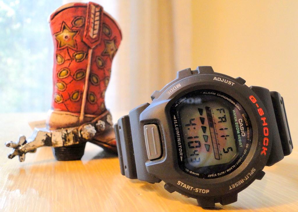 G-Shock Wristwatch