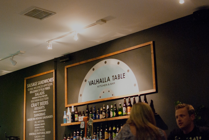 vahalla table