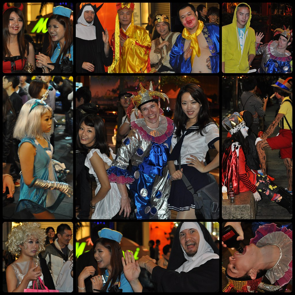 Plethora of Halloween Costumes