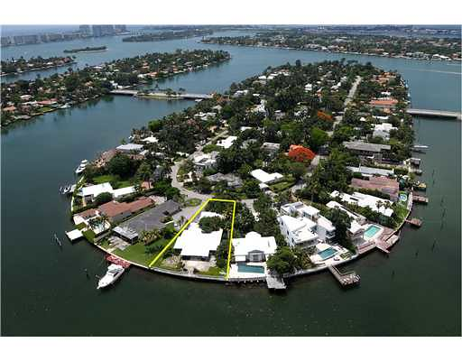 Miami Beach Real Estate: Waterfront Foreclosures and Stuff