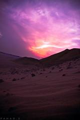Sunset Moment  _   (Fahad-Z) Tags: sunset canon 1855mm moment fahad      50d      alzahrani