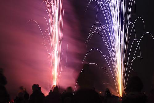 Chester Fireworks