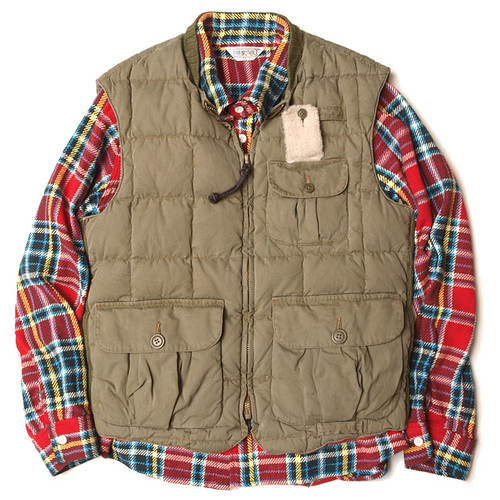 Ralph Lauren / Hunting Down Vest