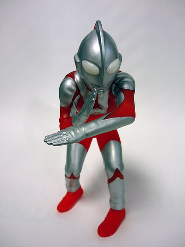 Ultraman Pose