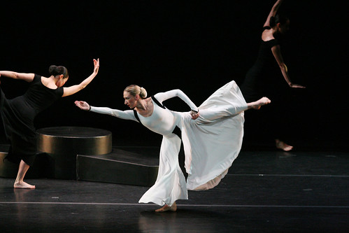 Martha Graham Dance, Chronicle