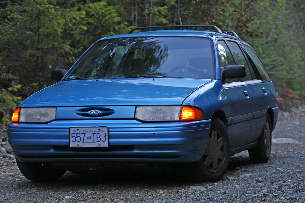 1993 Ford Escort Wagon