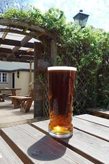 Adnams Southwold Bitter - Broom, UK (Neil Pulling) Tags: bedfordshire pint pub realale beer uk england adnamssouthwoldbitter